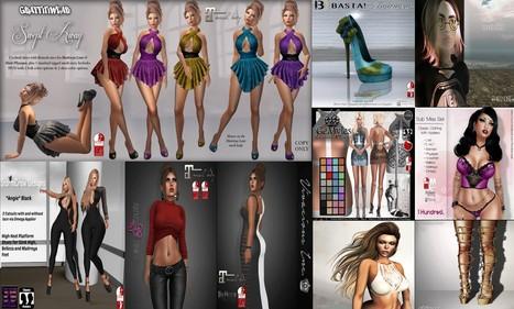 .:: Designer Circle ::. 131st Round – starts today! | 亗 Second Life Freebies Addiction & More 亗 | Scoop.it