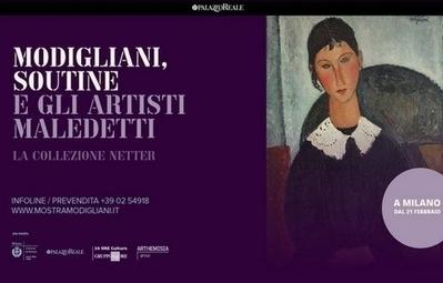 Modigliani in Mostra a Milano   Milano: Consigli di Viaggio, Eventi e Mostre   Scoop.it