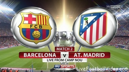 Barcelona vs Atletico Madrid Live Stream 2016 | Live Sports Streaming | Scoop.it
