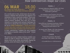 Urban Controversies | How controversies shape our cities | Notes on landscape, territory and urban movements | Scoop.it