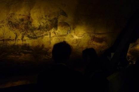 [IL Y A 1 AN] Deux cent siècles après, la grotte de Lascaux s'explore à Paris et en 3D | Clic France | Scoop.it