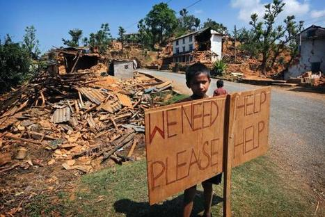 '#URGENT PLS RT 'We need help': Aid scarce in quake-hit Nepal villages' - US News | News You Can Use - NO PINKSLIME | Scoop.it