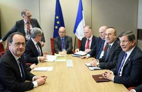 L'Europe scelle un accord d'ampleur avec la Turquie pour la gestion de la crise migratoire   Maison de l'Europe du Morbihan- Bretagne Sud   Scoop.it