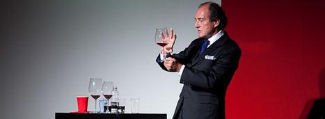 Georg Riedel: From #Wine to #Water | Vitabella Wine Daily Gossip | Scoop.it