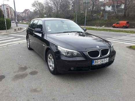 BMW 5 Series E60/E61 TOURING 2003–2009 iskustvo • Auto iskutva | Otkup automobila | Scoop.it