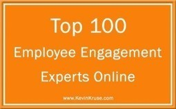 Top 100 Employee Engagement Experts Online | Toekomst van werk | Scoop.it