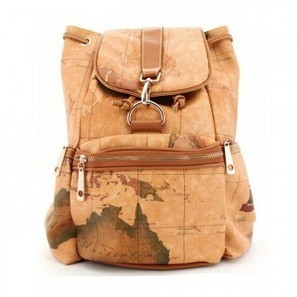 Retro Leisure World Map Backpacks in ByGoods.com | Travel bags | Scoop.it