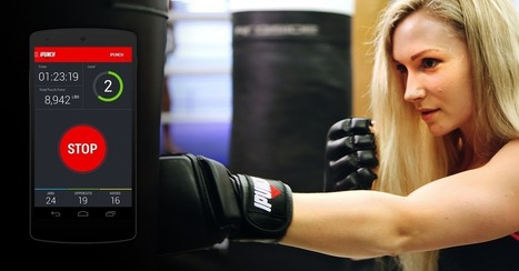 Smart Boxing Gloves Show the Power in Your Punch | Daily Updated Web Development & Designing News With Updated Technologies | Scoop.it