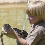 Steve Irwin's Son: 8-Year Old Croc Handler | WebProNews | Animals R Us | Scoop.it