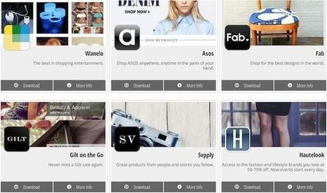 Oomf Is Like Pinterest For App Discovery | Cult of Mac | iPads, MakerEd and More  in Education | Scoop.it