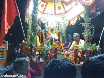 KrishnaMohinee: Peacock Vahan of Balaji Chariot Festival - Dhule | KrishnaMohinee | Scoop.it