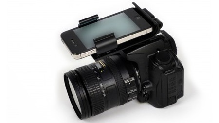Flash Dock attaches iPhone to DSLR, raises camera's IQ | Social on the GO!!! | Scoop.it