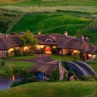 The Pub at Hobbiton | Movies From Mavens | Scoop.it