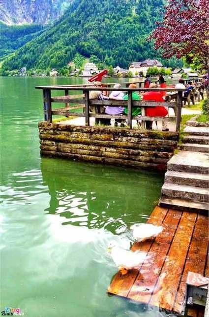 Chiêm ngưỡng vẻ đẹp bất tận của ngôi làng đẹp nhất thế giới | Bảo hộ lao động | Scoop.it