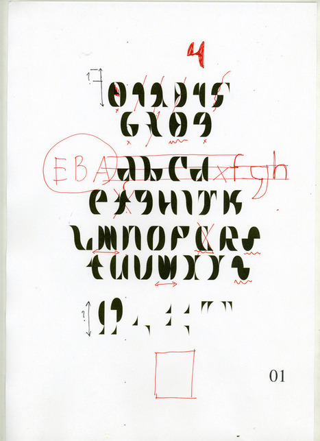 Jeremy Lefebvre ǀ Graphic Design | Great type | Scoop.it