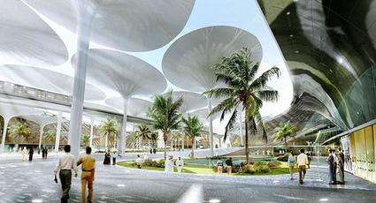 La primera ciudad sostenible del mundo: Masdar City - Twenergy | Medio ambiente y energia | Scoop.it