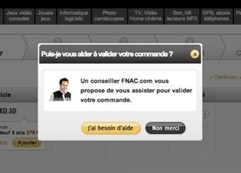 Comment Fnac.com utilise le click-to-chat pour augmenter ses ventes | Marketing 4.0 | Scoop.it