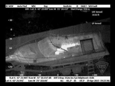 Post #4: PHOTOS: Boston bombing suspect hides in Watertown boat | Boston Marathon Bombings 2013 | Scoop.it