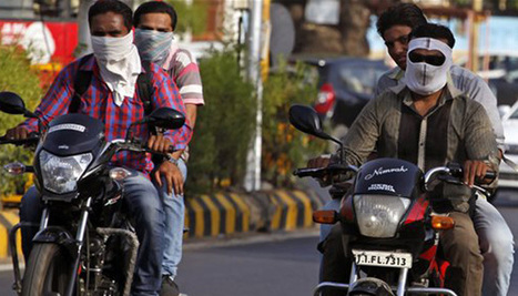 Current #heatwave in #India is fifth deadliest ever in the world: #climate | Messenger for mother Earth | Scoop.it