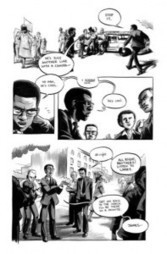 Remembering MLK: The Silence of Our Friends | Comic Book Legal Defense Fund | Graphic Novels in Classrooms: Promoting Visual and Verbal LIteracy | Scoop.it
