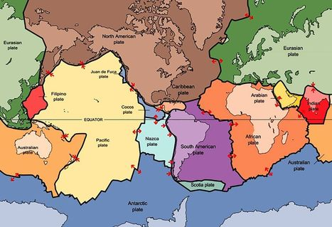 Inconsistencies in the plate tectonics model | Conformable Contacts | Scoop.it