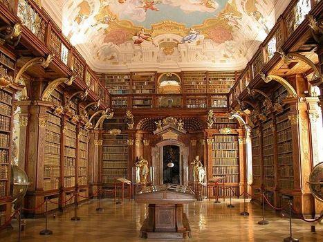 Εγώ και η βιβλιοθήκη | Information Science | Scoop.it