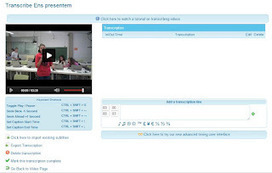 En la nube TIC: Crear subtítulos con Dotsub | Google tresnak | Scoop.it