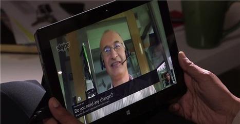 Skype traduira bientôt oralement et en temps réel les langues étrangères | Digital matters | Scoop.it