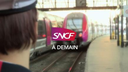 SNCF lance une campagne publicitaire totalement inédite ! - News - TF1 Publicité   Design, Photo & Video   Scoop.it