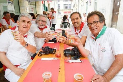 Légendes photos des Fêtes | BABinfo Pays Basque | Scoop.it