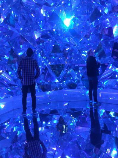 Vivid Sydney 2015  'Light Origami' by Masakazu Shirane / Reuben Young + ARUP | Art-Arte-Cultura | Scoop.it