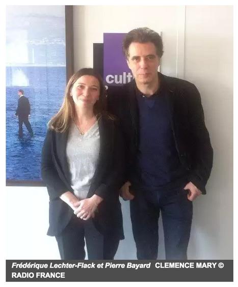 Pierre Bayard à propos de son dernier livre Aurais-je sauvé Geneviève Dixmer ? - France Culture   Littérature, arts et sciences   Scoop.it