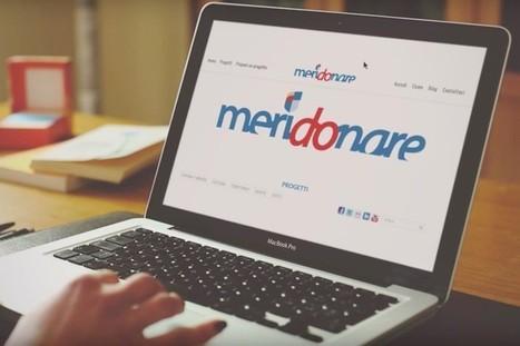 Meridonare: crowdfunding per l'infrastrutturazione sociale del Mezzogiorno   Conetica   Scoop.it