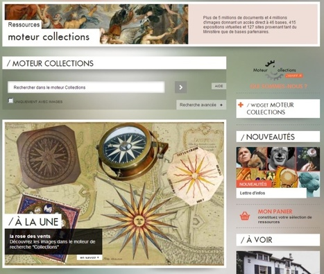 #ChallengeAZ : C comme Collections - C comme Culture.fr | Nos Racines | Scoop.it