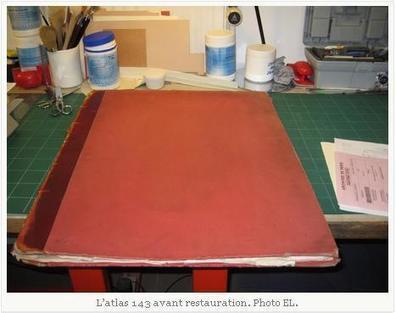 Article du jour (149) : Atelier de reliure et de restauration | CGMA Généalogie | Scoop.it