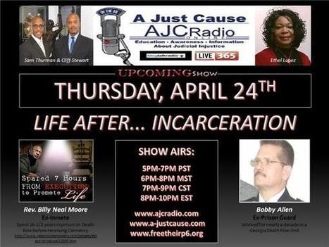 A Just Cause Coast 2 Coast- Life After Incarceration | SocialAction2014 | Scoop.it