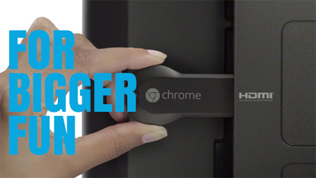 Ready to cast: Chromecast now open to developers with the Google Cast SDK | Video Breakthroughs | Scoop.it