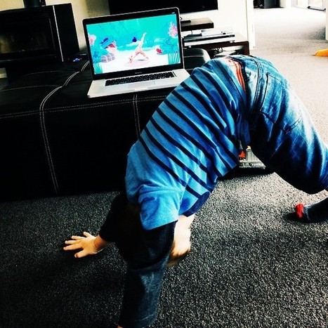 Downward Dog in Taupo, New Zealand!   Cosmic Kids Around The World!   Scoop.it