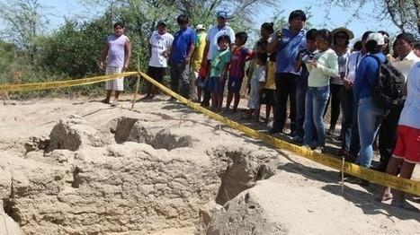 Arqueólogos hallan asentamiento tallán en caserío de Chaquira | Frank Gómez n° Infinito | Scoop.it