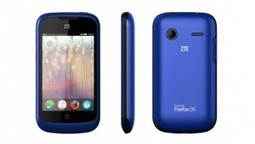 ZTE Open - First Firefox O.S based Smartphone - Quill Share | Share your Views | Gadgets | Scoop.it