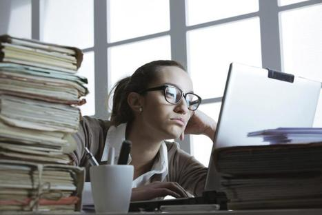 Nearly 70% of U.S. workers not engaged in their jobs: Gallup | Kickin' Kickers | Scoop.it