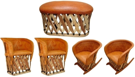 Turn Your Home In To Heaven With Varieties Of Euiipale Furniture | Mexican Furniture & Decor | Scoop.it