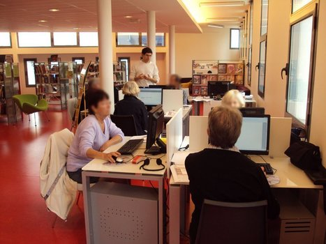 12 dossiers pédagogiques d'initiation informatique et Internet | Outils pour le CDI : ressources web2 | Scoop.it