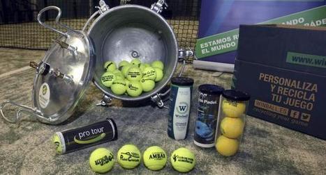 Reciclar, una apuesta deportiva y medioambiental para las pelotas de tenis | Real Sociedad de Tenis de Granada | Scoop.it
