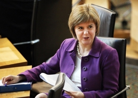 Scottish independence: We're already halfway to a split with the UK, says Nicola Sturgeon - Politics - Scotsman.com | My Scotland | Scoop.it