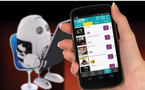 Social Tv et Télévision sur mobile | TV connectée | Scoop.it