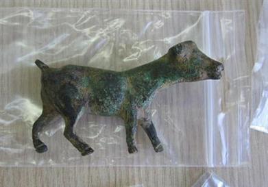 Démantèlement en Grèce d'un trafic d'objets archéologiques   LVDVS CHIRONIS 3.0   Scoop.it