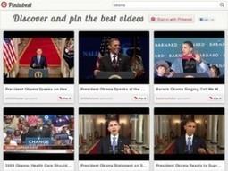 Pintubest. Envoyer sur Pinterest les meilleures vidéos Youtube. | Les outils du Web 2.0 | Scoop.it