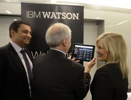 IBM Watson, la inteligencia artificial irrumpe en la sanidad - | Salud Social Media | Scoop.it