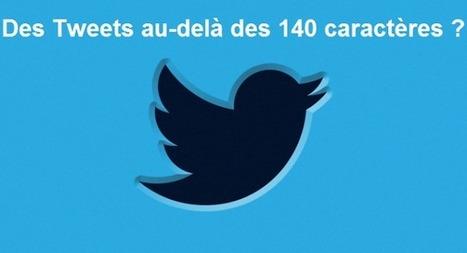Twitter confirme que la limite des 140 caractères des Tweets ne bougera pas | socioquid.fr | Scoop.it